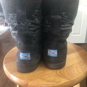 Toms Shoes - Toms Nepal boots
